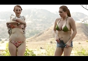 Redhead lesbos convenient Mommy'_s Girls