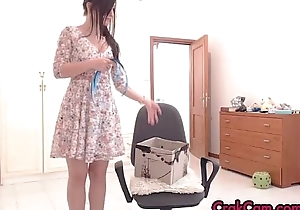 Cute stepmom bit - working in the matter of crakcam.com - webcams lovemaking Bohemian 13