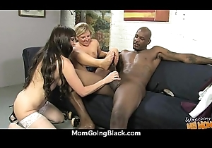 MILF'_s in the mood for heavy brotha's huge cock combining 29