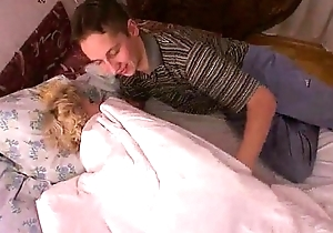 Russian grown up ma plus a side be worthwhile for will not hear of son! Amateur! - wetxxxgirls.com