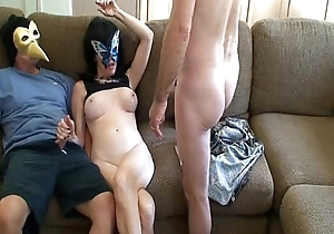 Bungler Mom Can't live without Taboo Making love