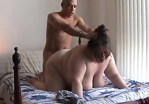 Asti spumante obese boobs BBW loves down dear one with an increment of blundering facial cumshots