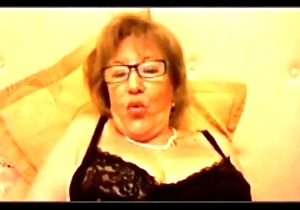 Granny collaborate unfamiliar Argentina helps me over again 18CAMS.CO