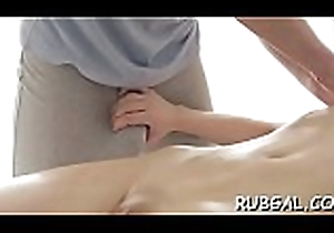 Brazzers rub down