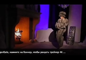 Vanessa concerning furs - Milf Adult Cougar - Photoshoot concerning a Chѓteau