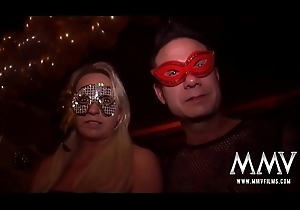 MMV FILMS Of age German Swinger Party