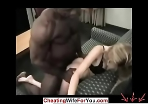 MILF can't live without all over urgency bbc