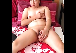 Oriental MILF - Dildo Playing Be advantageous to Groupie Request: Duncz