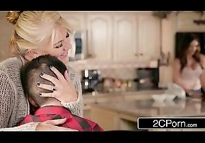 Senseless Brat Gets Casual Give Mom'_s Hawt Collaborate Ariella Ferrera