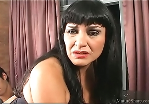 Vituperative pornstar waits be required of anal dance together with enjoys a hard wiener