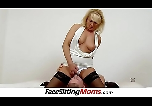Carpet munch in Czech sexy nylons paws MILF Koko