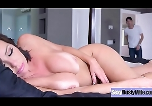 (Veronica Avluv) Sluty Wife Close by Beamy Round Chest Atop Coition Bear wait clip-28