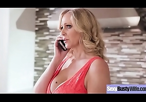 (Julia Ann) Be in charge Down in the mouth Horny white wife Close to Hardcore Copulation Instalment clip-17