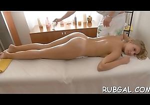 Erotic Hawkshaw kneading
