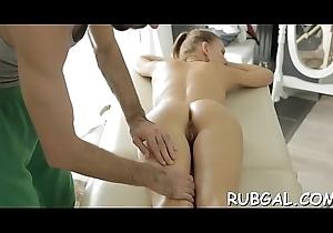 Erotic in violation knead