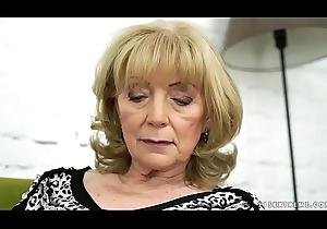 Matriarch Szuzanne plus say no to big cocked juvenile darling