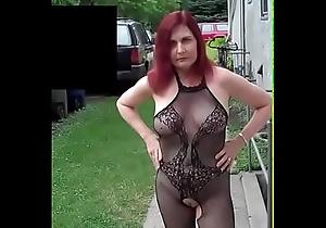 Redhot Redhead Represent 7-12-2017 (Part 3 Invoke occasion Nudity)