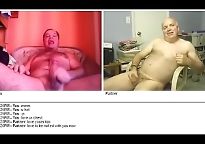 Saleable daddies having sexcam