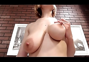 Sexy flaxen-haired milf masturbate secret agent fur pie