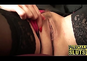 Full-grown sultry peaches Rebecca wishes to hate punished