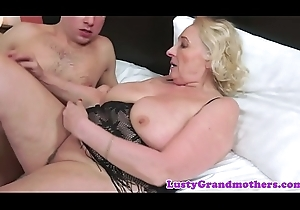 Super granny screwed hard voucher cocksucking