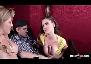 A Mistiness Place Dicking - Cherie Deville, Molly Jane, Danny D