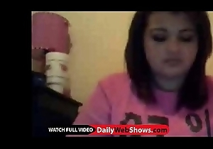 Omegle renowned tits cam scintilla - DailyWebShows.com