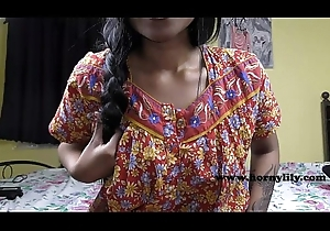 HornyLily Indian Mom-son POV Roleplay all over Hindi