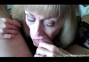 Cuckold Granny Is Fancying Cum