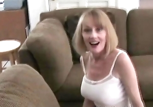 Melanie Deals upon a Creampie